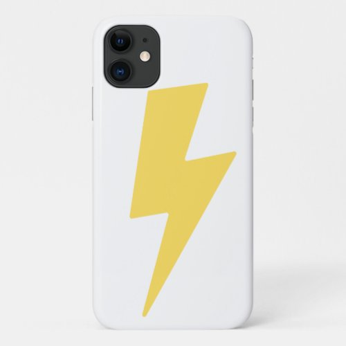 Lighting Bolt Phone Case