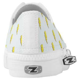 Lighting bolt shoes