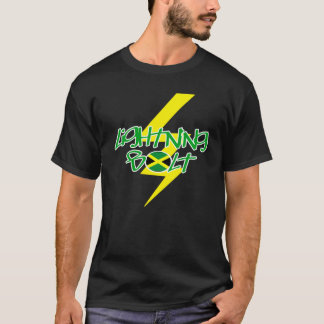 Lighting Bolt T-Shirt (Jamaica)