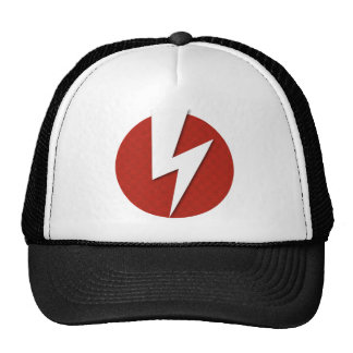 Lighting Bolt Trucker Hat