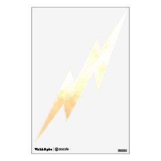 Lighting Bolt Wall Decal