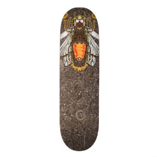 lighting bug skateboard deck