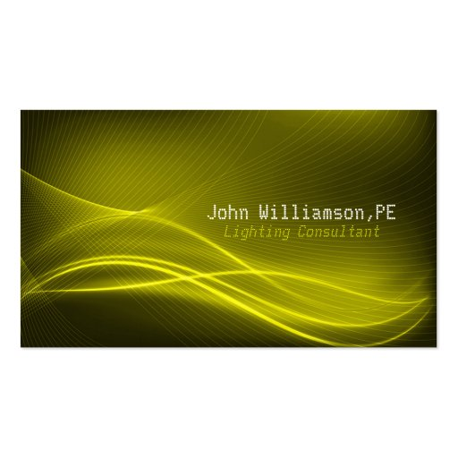 Electrical Engineers Consulting Business Cards : Electrical engineer business card templates bizcardstudio