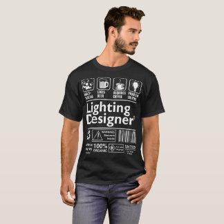 Lighting Designer Multitasking Problem Solving T-Shirt