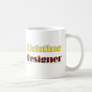 Lighting Designer (Text Only) Coffee Mug