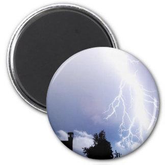 Lighting 2 Inch Round Magnet
