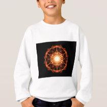 Lighting mandala sweatshirt