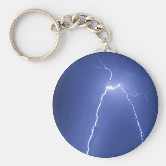 lighting - stormy night keychain