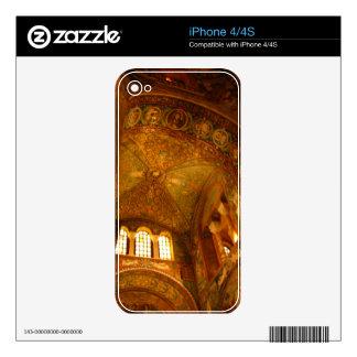 Lighting the Mosaics iPhone 4 Skins