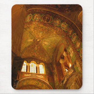 Lighting the Mosaics Mouse Pads