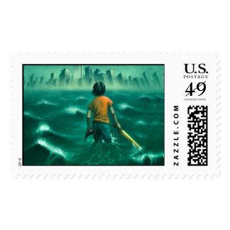 Lighting Thief Stamps