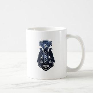 Lighting Thor's Hammer Coffee Mug