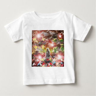 Lightly charmingly flower 2 of four seasons baby T-Shirt