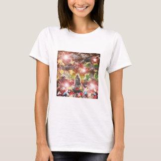 Lightly charmingly flower 2 of four seasons T-Shirt