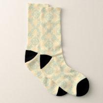 Lightly Patterned Socks