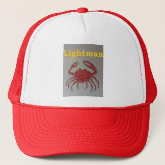 Lightman hat