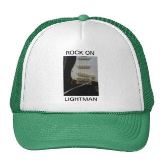 Lightman Rock Band Hat