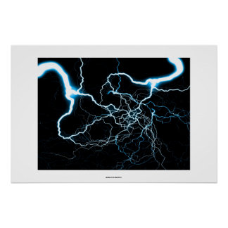 Lightning 12 print
