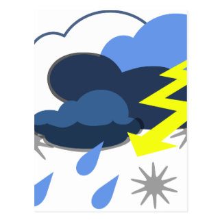 lightning-3113 postcard