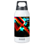Lightning Abstract Art SIGG Thermo 0.3L Insulated Bottle
