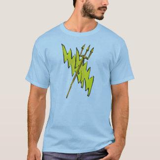Lightning Bolt and Trident T-Shirt