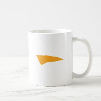 Lightning Bolt Applique Coffee Mug