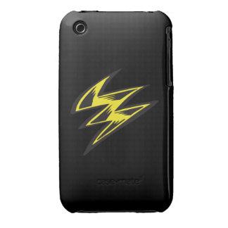 Lightning Bolt Case-Mate iPhone 3 Case