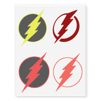 Lightning Bolt Custom Temporary Tattoos Set  sc 1 st  Zazzle & Lightning Temporary Tattoos   Zazzle azcodes.com