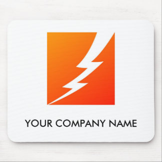 Lightning Bolt Customizable Mousepad