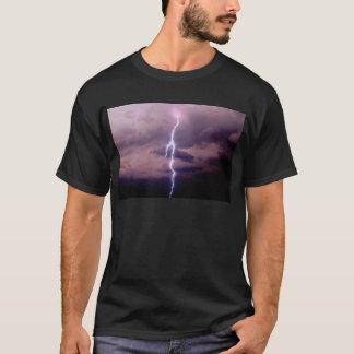 Lightning bolt during thunderstorm T-Shirt