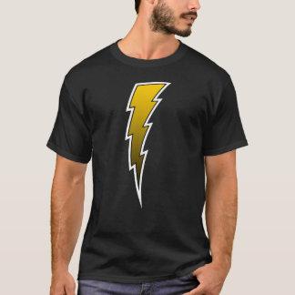 Lightning Bolt - Gold T-Shirt