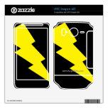 """""""Lightning Bolt"""" HTC Inspire 4G Skin"""