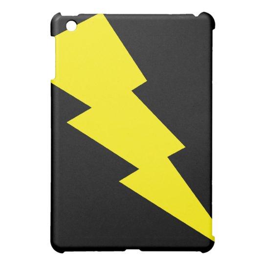 """Lightning Bolt"" iPad 1 Case Cover For The iPad Mini"