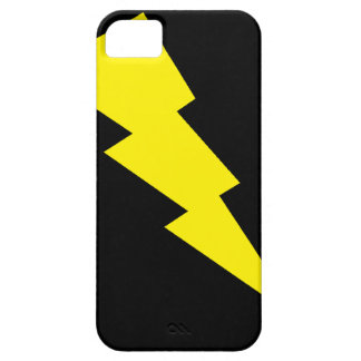 """""""Lightning Bolt"""" iPhone 5 Barely There iPhone SE/5/5s Case"""