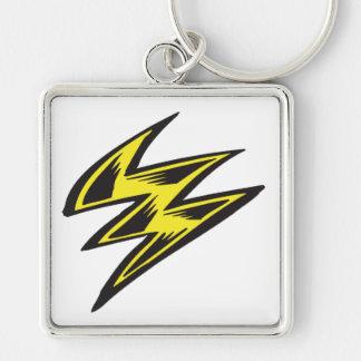 Lightning Bolt Keychain