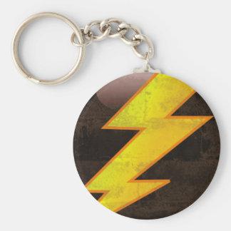 Lightning Bolt Key Chain