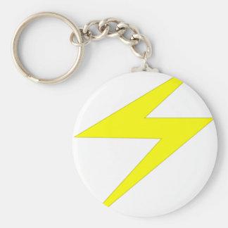 Lightning Bolt Key Chains