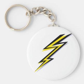 Lightning Bolt! Key Chain