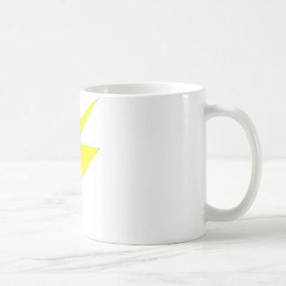 Lightning Bolt Basic White Mug
