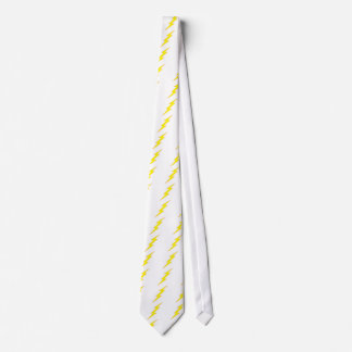 Lightning Bolt Neck Tie