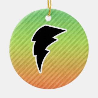 Lightning Bolt Ornaments