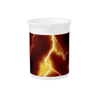 Lightning Bolt Pitchers