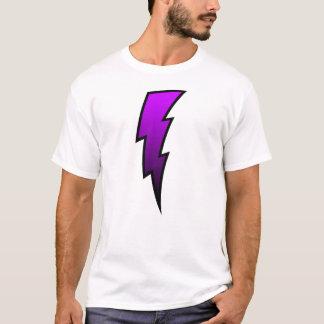 Lightning Bolt - Purple T-Shirt
