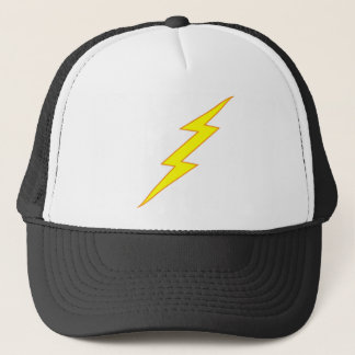Lightning Bolt Trucker Hat