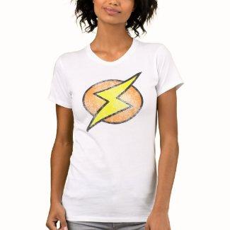 Lightning Bolt, Vintage T Shirt