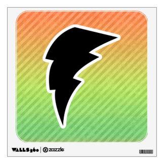Lightning Bolt Wall Graphic