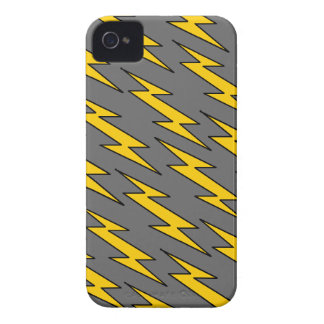 Lightning Bolts Case-Mate iPhone 4 Case