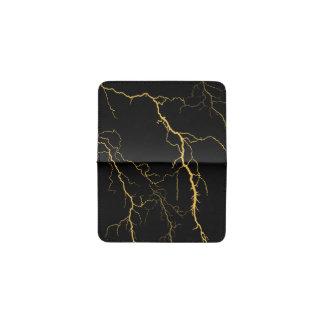 Lightning Bolts (Choose your color) Business Card Holder