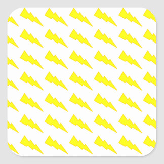 Lightning Bolts Stickers