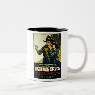 """Lightning Bryce"" Coffee Mug"